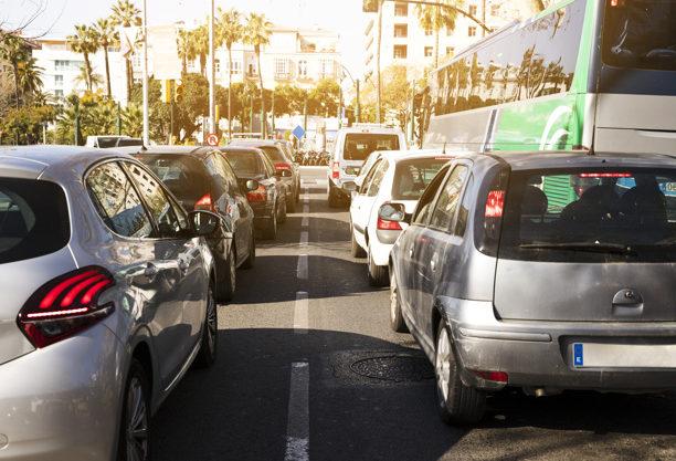 Blocco del traffico per contrastare le polveri sottili