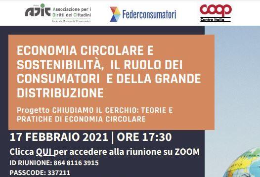 Economia circolare e sostenibilità, il ruolo dei consumatori e della grande distribuzione